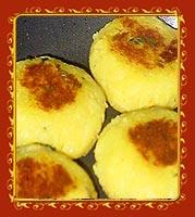 Recipes for Karwa Chauth Aloo-tikki