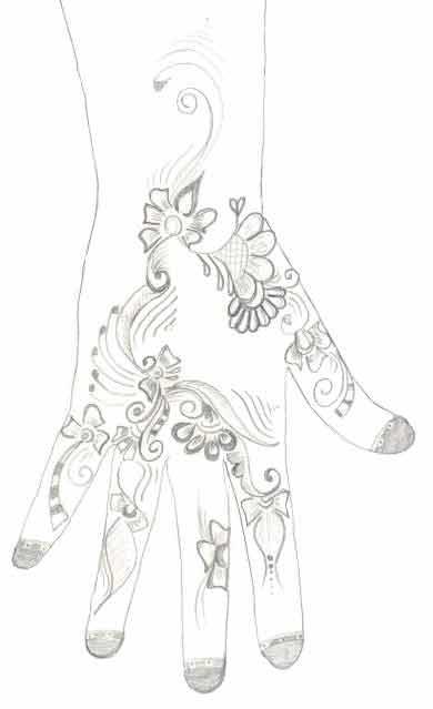 henna4