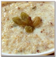 Broken Wheat Kheer