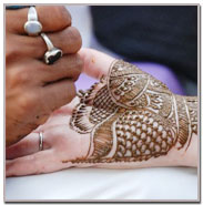 How To Apply Heena Mehendi