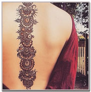 Henna Designs For Body Decoration