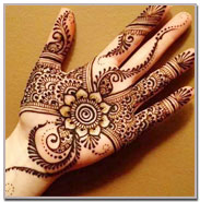 Henna Designs For Palm